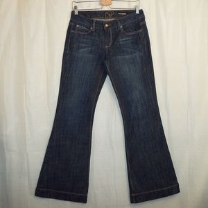 Chip & Pepper Flare Leg Jeans Juniors 9 Blue
